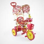 Купить Jaguar Трехколесный велосипед (MS-0737) красный