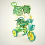 Купить Jaguar Трехколесный велосипед (MS-0737) зеленый