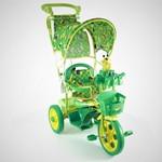 Купить Jaguar Трехколесный велосипед (MS-0737K) зеленый