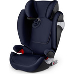 Автокресло Cybex Solution M-Fix Midnight Blue