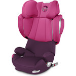 Автокресло Cybex Solution Q3-fix Mystic Pink