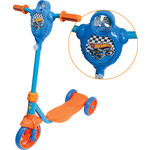 1Toy Самокат Hot wheels, Т57587