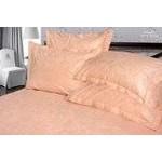Купить Комплект постельного белья Verossa Constante Семейный, жаккард Peach (199803)