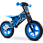 Беговел TOYZ Zap black-blue - черно-синий