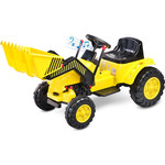 Электромобиль TOYZ Bulldozer yellow - желтый
