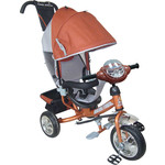 Купить Lexus Trike Трехколесный велосипед Racer Trike (MS-0531 IC) бронза