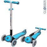 Globber 446-101 Самокат ELITE S My Free Fold up SKY BLUE
