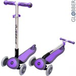 Globber 446-103 Самокат ELITE S My Free Fold up PURPLE