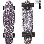 Купить RT 401G-Sc Скейтборд Fishskateboard Print 22'' винил 56,6х15 с сумкой Scull