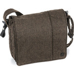 Moon Messenger Bag Dark Brown Melange (978)