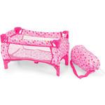 Купить 1Toy Кроватка для кукол (Т54597)
