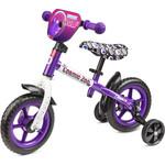 Cosmic Zoo Беговел для малышей с доп.колесиками Ballance Фиолетовый (волк) (472734/цв 472747)
