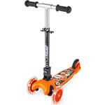 Small Rider Складной самокат со светящимися колесами Randy Flash оранжевый глянец (1182658/цв 1182671)