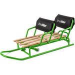 Small Rider Санимобиль для двойни с колесиками Snow Twins Зеленый (472735/цв 472740)