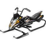 Small Rider Снегокат-снегоход Scorpion черный с оранжевым (1184515/цв 1184516)
