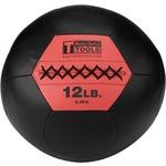 Купить Мяч Body Solid тренировочный мягкий WALL BALL 5,44 кг (12LB) BSTSMB12