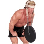 Купить Упряжь Body Solid для тренировки мышц шеи кожаная MA307V