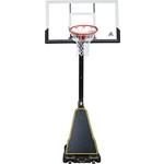 Купить Баскетбольная мобильная стойка DFC STAND60P 152x90 см поликарбонат