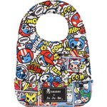 Слюнявчик Ju-Ju-Be Be Neat tokidoki super toki (10AA12AT-9694)