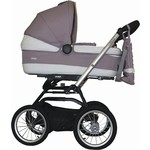 Купить Коляска для новорожденных Inglesina Sofia на шасси Quad XT Black (KB15G0DAL64)
