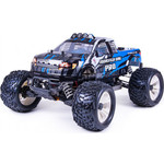 Pilotage Автомобиль Р/У 1:10 MONSTER ONE PRO EP, синий, 4WD, электро, RTR (RC17433)