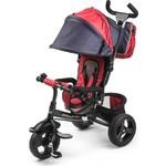 Small Rider Вездеходный детский трехколесный велосипед Discovery, Red Denim (1224960/цв 1224970)