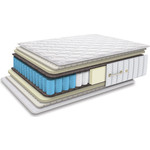 Матрас OrthoSleep Comfort medium strut 160x200
