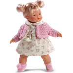 Купить Llorens Кукла Ариана 33 см со звуком (L 33274)