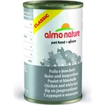 Almo Nature Classic Adult Cat with Chicken and White Bait с курицей и сардинками для кошек 140г (4835)