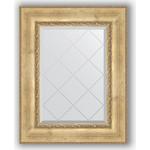 Купить Зеркало с гравировкой Evoform Exclusive-G 62x80 см, в багетной раме - состаренное серебро орнаментом 120 мм (BY 4041)