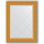 Купить Зеркало с гравировкой Evoform Exclusive-G 65x87 см, в багетной раме - сусальное золото 80 мм (BY 4095)