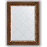 Купить Зеркало с гравировкой Evoform Exclusive-G 66x89 см, в багетной раме - римская бронза 88 мм (BY 4105)