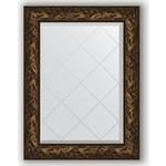 Купить Зеркало с гравировкой Evoform Exclusive-G 69x91 см, в багетной раме - византия бронза 99 мм (BY 4115)