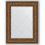 Купить Зеркало с гравировкой Evoform Exclusive-G 70x93 см, в багетной раме - виньетка состаренная бронза 109 мм (BY 4126)