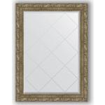 Купить Зеркало с гравировкой Evoform Exclusive-G 75x102 см, в багетной раме - виньетка античная латунь 85 мм (BY 4188)