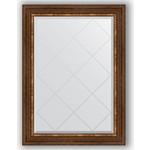 Купить Зеркало с гравировкой Evoform Exclusive-G 76x104 см, в багетной раме - римская бронза 88 мм (BY 4191)