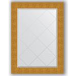 Купить Зеркало с гравировкой Evoform Exclusive-G 76x104 см, в багетной раме - чеканка золотая 90 мм (BY 4194)