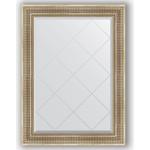 Купить Зеркало с гравировкой Evoform Exclusive-G 77x105 см, в багетной раме - серебряный акведук 93 мм (BY 4196)