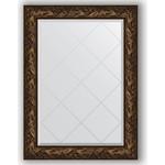 Купить Зеркало с гравировкой Evoform Exclusive-G 79x106 см, в багетной раме - византия бронза 99 мм (BY 4201)