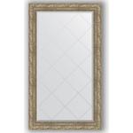Купить Зеркало с гравировкой Evoform Exclusive-G 75x130 см, в багетной раме - виньетка античное серебро 85 мм (BY 4229)