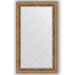 Купить Зеркало с гравировкой Evoform Exclusive-G 75x130 см, в багетной раме - виньетка античная бронза 85 мм (BY 4230)