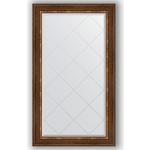 Купить Зеркало с гравировкой Evoform Exclusive-G 76x131 см, в багетной раме - римская бронза 88 мм (BY 4234)