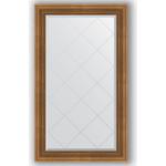 Купить Зеркало с гравировкой Evoform Exclusive-G 77x132 см, в багетной раме - бронзовый акведук 93 мм (BY 4240)