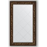 Купить Зеркало с гравировкой Evoform Exclusive-G 79x133 см, в багетной раме - византия бронза 99 мм (BY 4244)