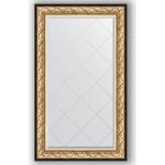Купить Зеркало с гравировкой Evoform Exclusive-G 80x135 см, в багетной раме - барокко золото 106 мм (BY 4251)