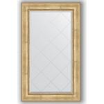 Купить Зеркало с гравировкой Evoform Exclusive-G 82x137 см, в багетной раме - состаренное серебро с орнаментом 120 мм (BY 4256)