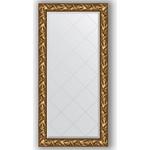 Купить Зеркало с гравировкой Evoform Exclusive-G 79x161 см, в багетной раме - византия золото 99 мм (BY 4285)