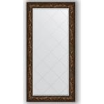 Купить Зеркало с гравировкой Evoform Exclusive-G 79x161 см, в багетной раме - византия бронза 99 мм (BY 4287)
