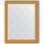 Купить Зеркало с гравировкой Evoform Exclusive-G 95x120 см, в багетной раме - сусальное золото 80 мм (BY 4353)