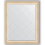 Купить Зеркало с гравировкой Evoform Exclusive-G 95x120 см, в багетной раме - старый гипс 82 мм (BY 4355)